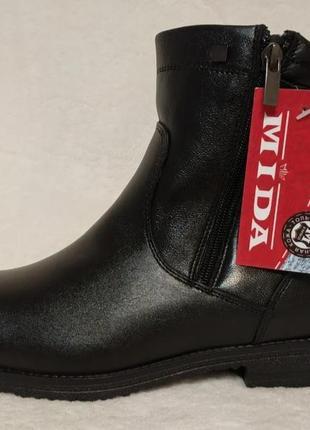 Зимние ботинки mida, размеры 40 - 45