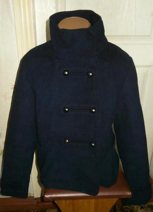Зимнее подростковое пальто для девочки okaidi