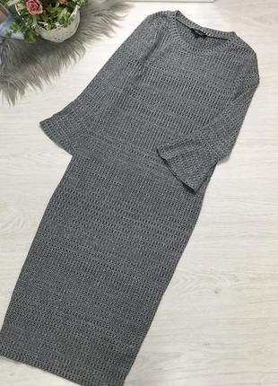 Сукня міді new look