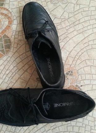 "Туфли оксфорды ""sirmione"""