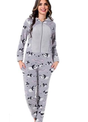 Комбнезон пижама теплая размеры s-l есть разные расцветки!!!
