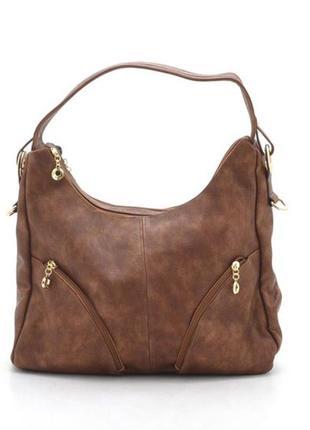 Женская сумка f-8060 (3 цвета)