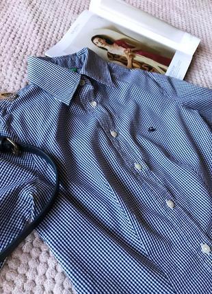 Benetton классическая рубашка