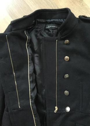 Пальто плащ zara