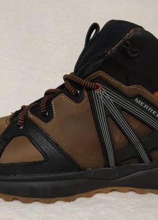 Зимние ботинки merrell, размеры 40 - 45