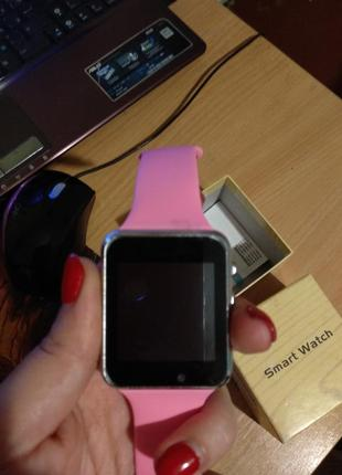 Smart watch ( pink )