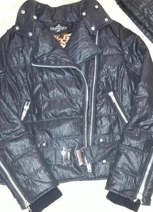 Куртка пилот/косуха/ парка р38-40