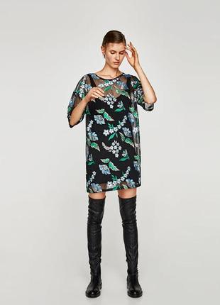 Платье zara,новое,м