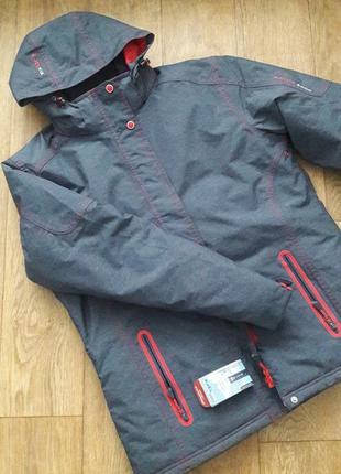 Фирменная зимняя брендовая куртка kjelvik скандинавия