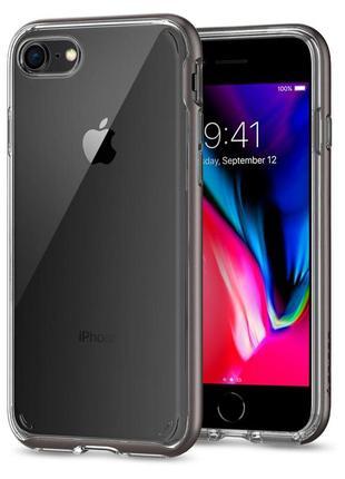 Чехол spigen neo hybrid crystal iphone 7 8 и plus оригинал новый в упаковке