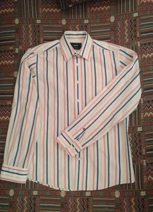 Мужская рубашка мехх