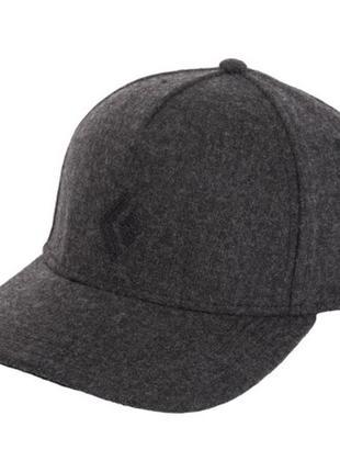 Кепка black diamond wool trucker hat  шерстяная для холодного времени года l/xl