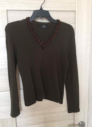 Ангоровый свитерок свитер реглан