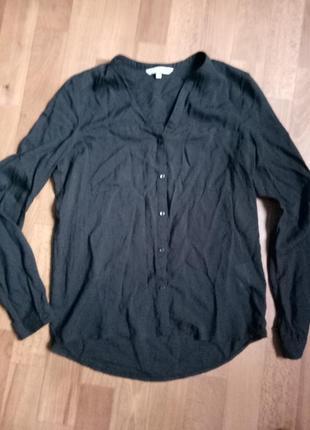 В подарок! крутая рубашка clockhouse