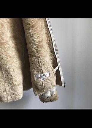 Дубленка пальто курточка