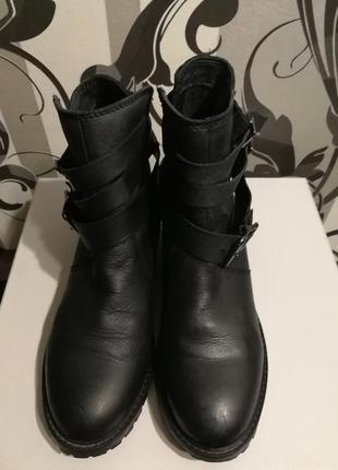 Pull&bear  ботинки