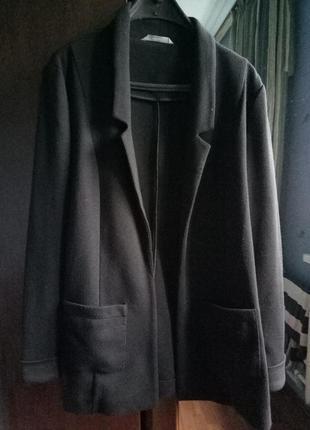 Базовый пиджак пальто большой размер - 16/44 евро (50 наш)