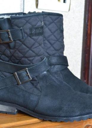 Barbour демисезонные ботинки полусапожки оригинал