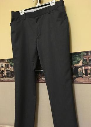 Фирменные брюки topman