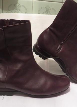 Ботинки кожа timberland 41 размер