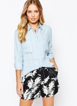 Качественная рубашка 100% лен
