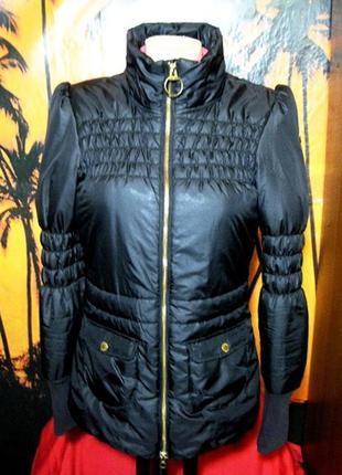 Крутая куртка adidas на синтепоне
