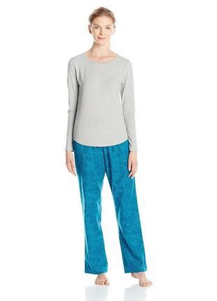 Calvin klein оригинал пижама домашний костюм в подарочной упаковке бренд из сша