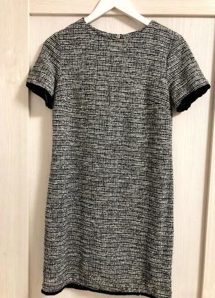 Платье с коротким рукавом new look
