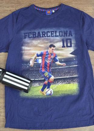 Стильная футболка fc barcelona ® размер : m