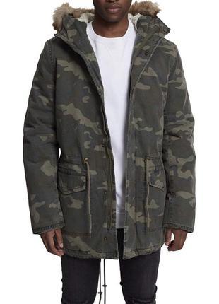 Зимняя парка urban размер s стеганая курточка куртка евро зима