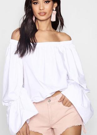 Рубашка -оверсайз с вышивкой  bl1846201  mango