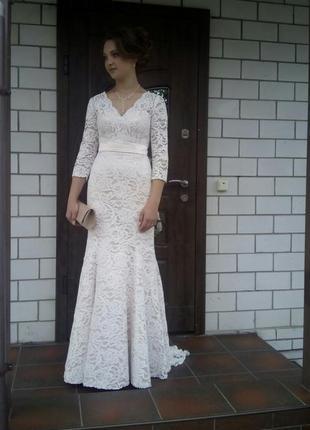 Выпускное платье для настоящей леди
