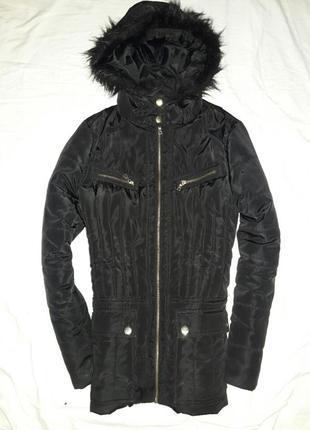 Курточка на молнии размер 12
