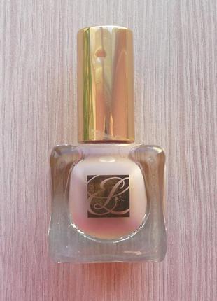 Лак для ногтей estee lauder pure color nail lacquer тон 12 white beige