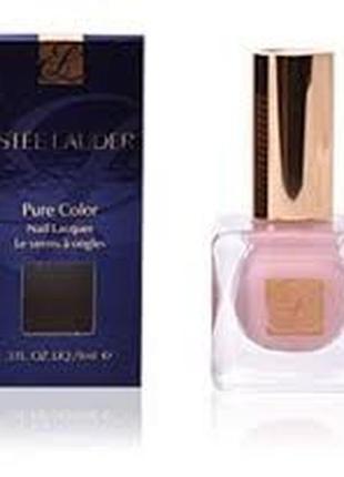 Лак для ногтей estee lauder pure color nail lacquer тон 89 antique rose