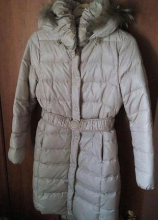 Зимнее пальто colin's