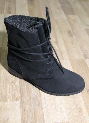 Зимові черевички pier one