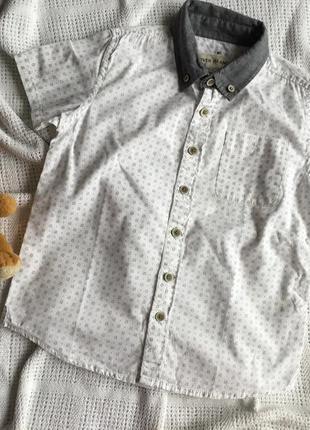 Рубашка на мальчика 6лет