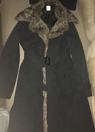 Пальто camaieu франция