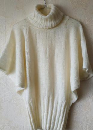 Нежный свитерок/мохер/италия