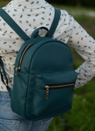 Молодежный женский рюкзак мурена для учебы, спортзала, прогулок