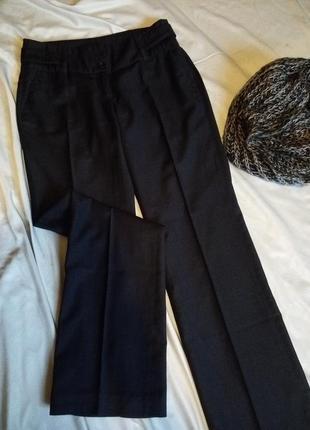 Осенние классические прямые брюки