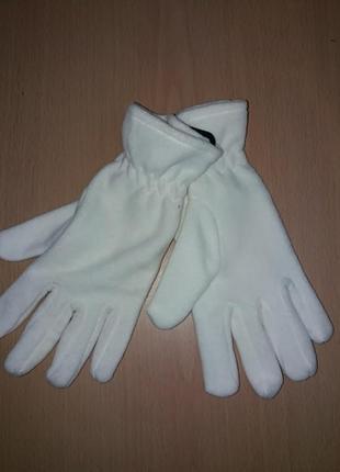 Новые перчатки однослойные