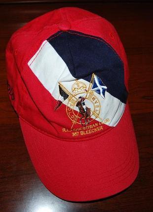 Кепка-бейсболка polo team by ralph lauren club bleecker, на окр.головы до 60 см.