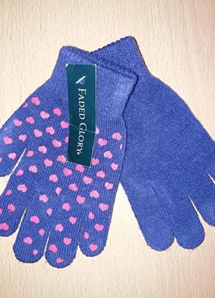 Новые перчатки на 3-5лет