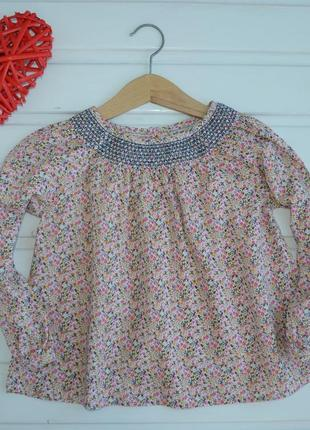3-4 года, блуза,next