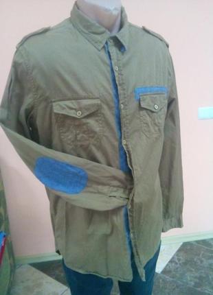 Рубашка от blue inc