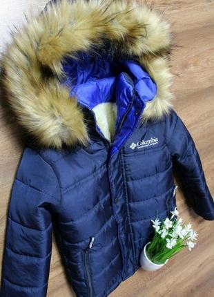 Зимняя куртка очень теплая есть отзывы