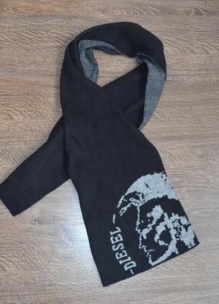 Стильный оригинальный шарф diesel ®