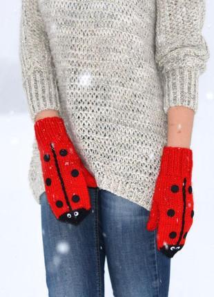 Sale. дизайнерские шерстяные варежки  tanya prince. рукавички.